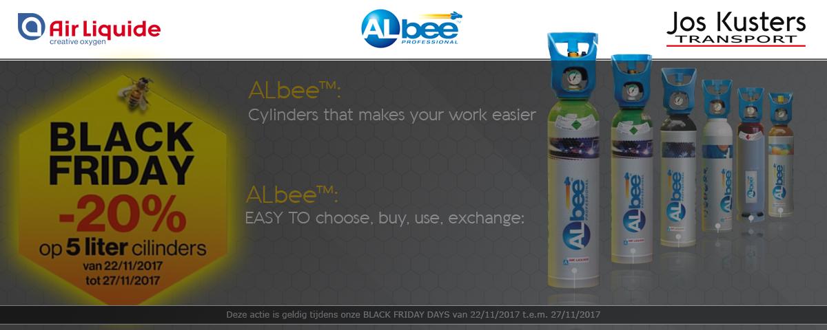 Black Friday ALbee